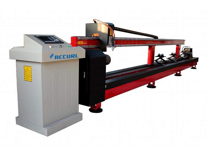 CNC құбыр профилін кесетін машина